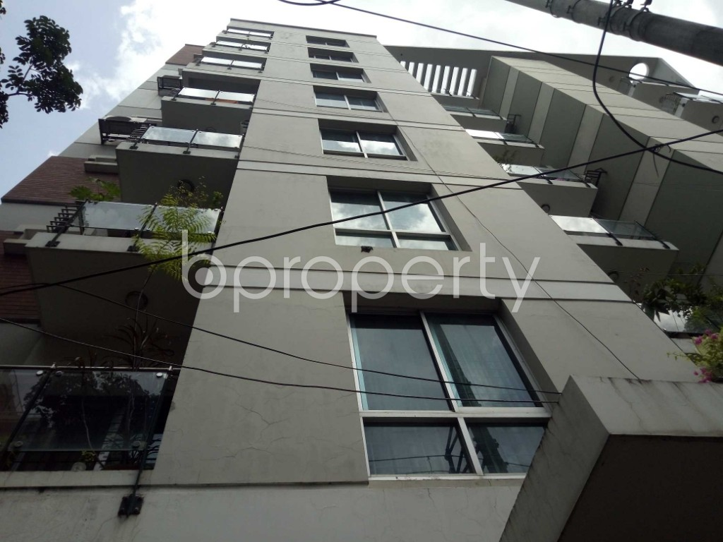 Outside view - 4 Bed Apartment to Rent in Banani, Dhaka - 1918401