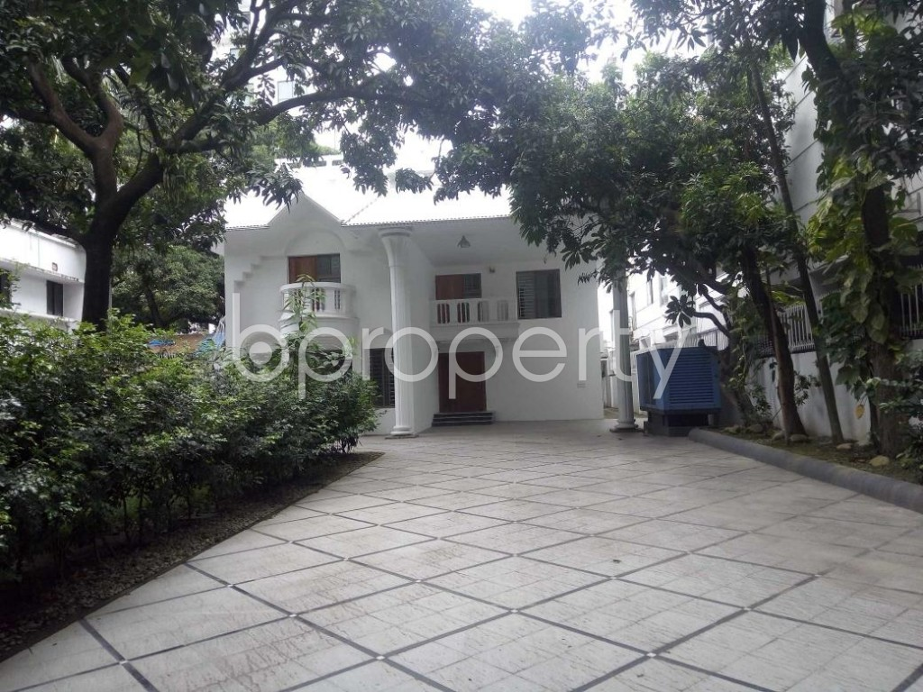 Front view - 7 Bed Apartment to Rent in Gulshan, Dhaka - 1917934