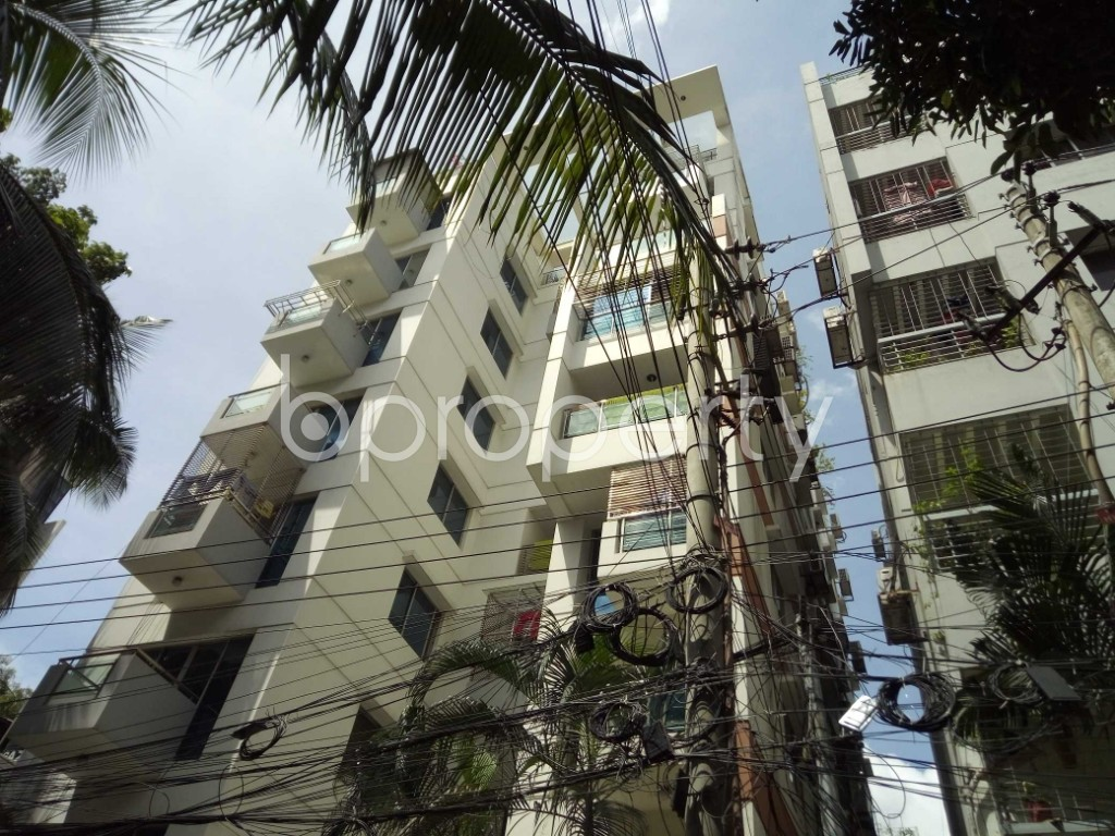 Outside view - 3 Bed Apartment to Rent in Banani, Dhaka - 1918632