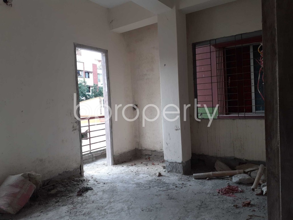 Bedroom - 2 Bed Apartment for Sale in Mohammadpur, Dhaka - 1918664