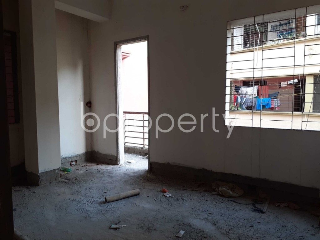 Bedroom - 2 Bed Apartment for Sale in Mohammadpur, Dhaka - 1918665