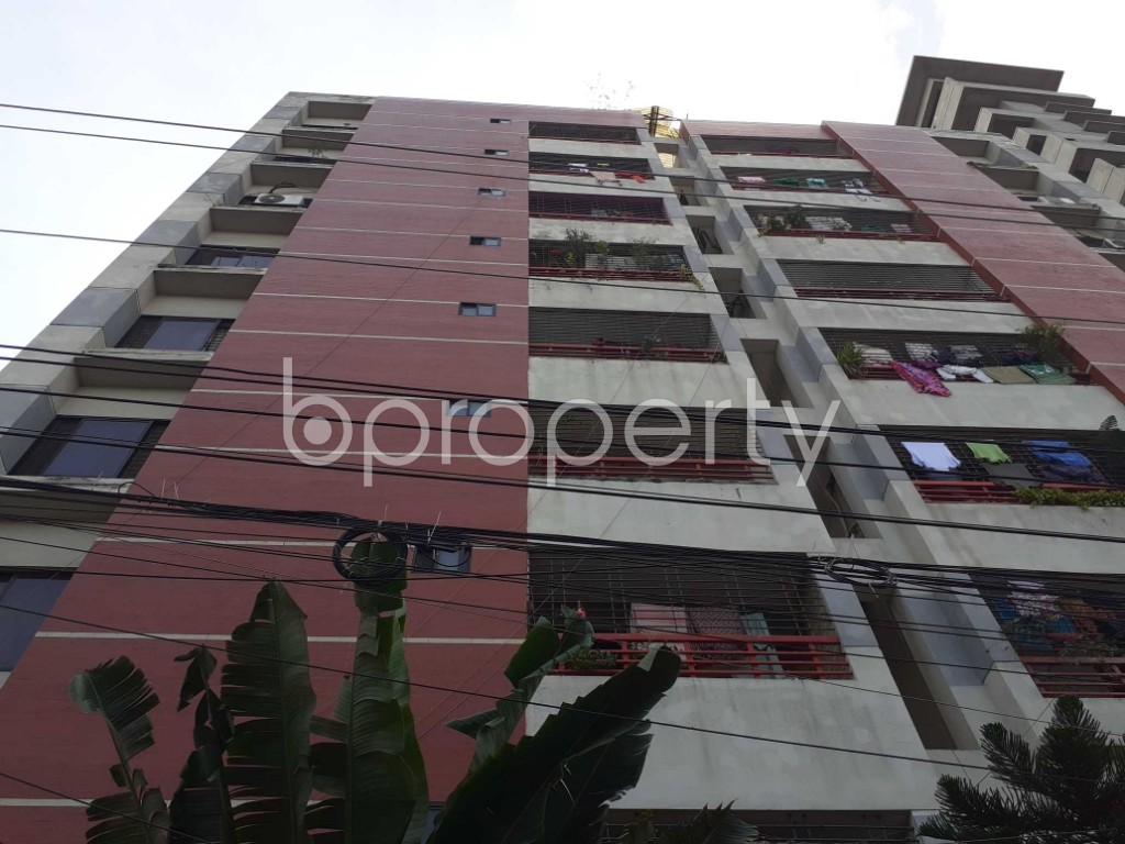Front view - 3 Bed Apartment to Rent in Mohammadpur, Dhaka - 1918673
