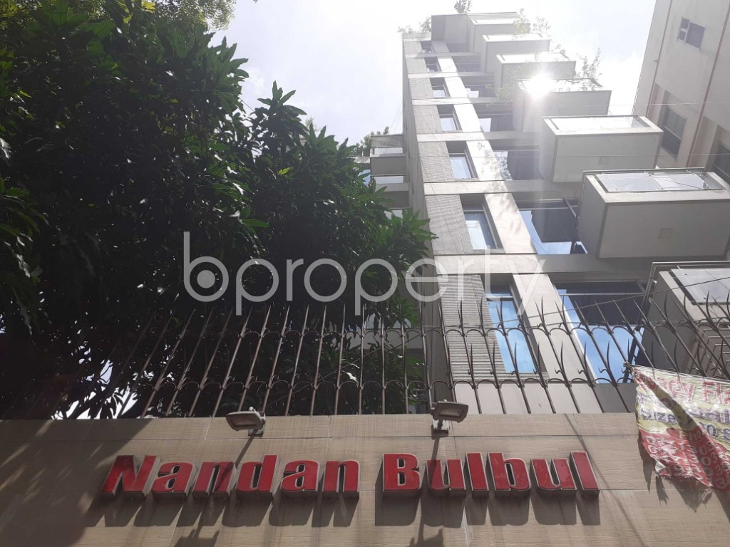 Front view - 4 Bed Apartment for Sale in Uttara, Dhaka - 1918690