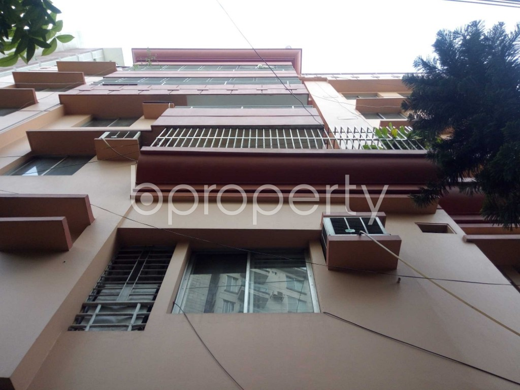 Outside view - 3 Bed Apartment to Rent in Banani, Dhaka - 1918574