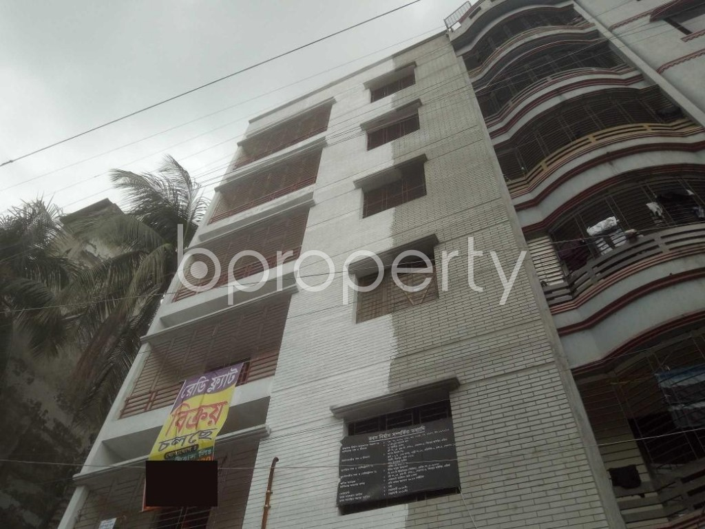 Outside view - 2 Bed Apartment for Sale in Mirpur, Dhaka - 1919006