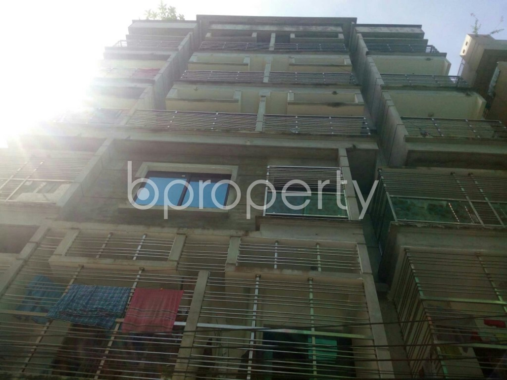 Outside view - 3 Bed Apartment for Sale in 4 No Chandgaon Ward, Chattogram - 1919062