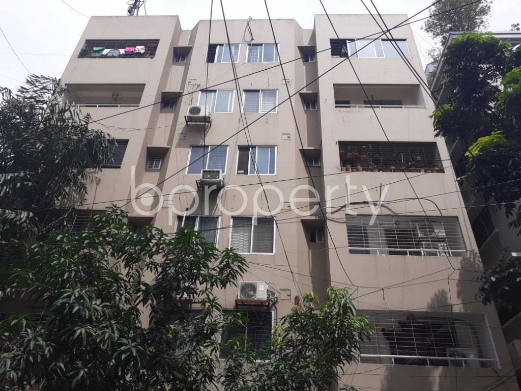 Front view - 3 Bed Apartment to Rent in Gulshan, Dhaka - 1919102