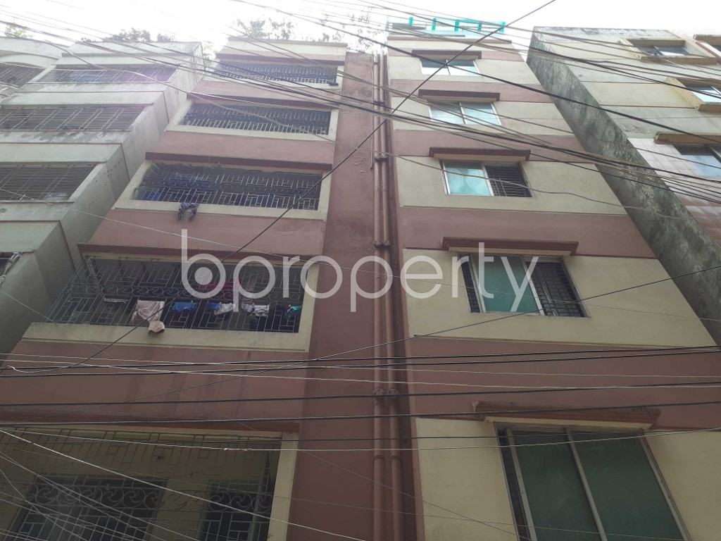 Front view - 2 Bed Apartment to Rent in Mohammadpur, Dhaka - 1919152
