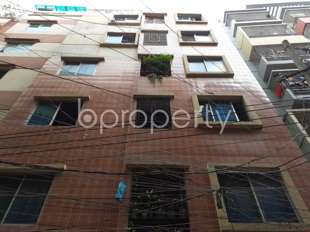 Front view - 2 Bed Apartment to Rent in Mohammadpur, Dhaka - 1919153