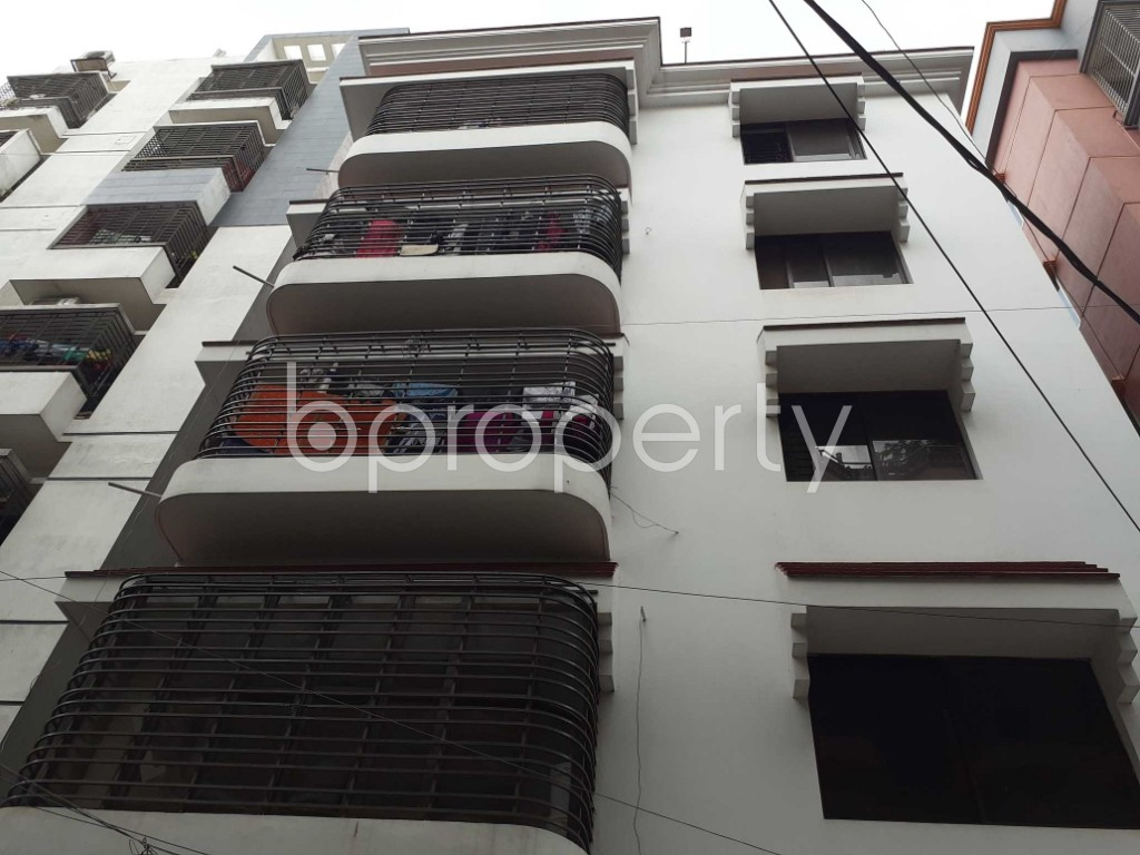 Front view - 2 Bed Apartment to Rent in Mohammadpur, Dhaka - 1919154