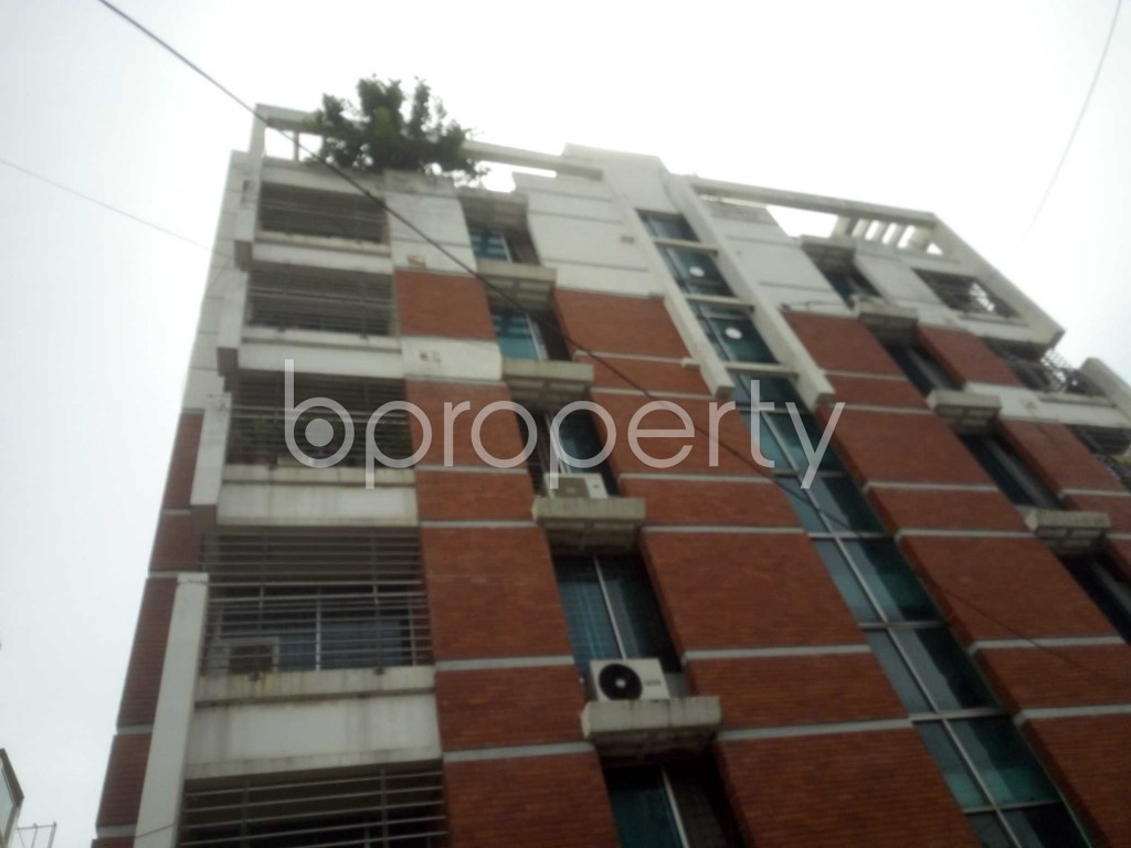 Outside view - 3 Bed Apartment to Rent in Baridhara, Dhaka - 1919158