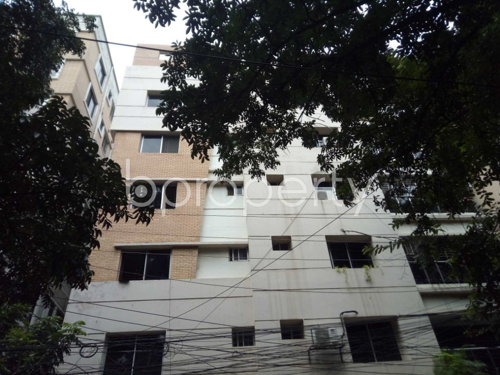 Outside view - 3 Bed Apartment to Rent in Banani, Dhaka - 1919171