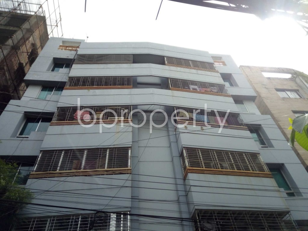 Outside view - 4 Bed Apartment to Rent in Banani, Dhaka - 1919173