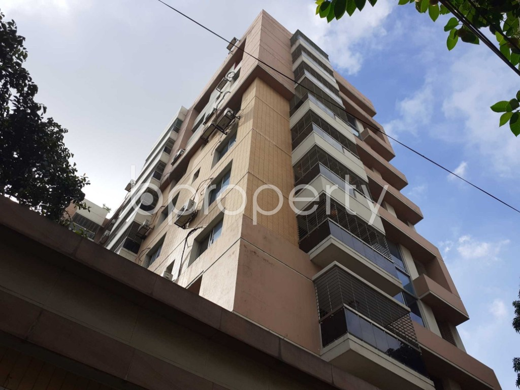 Outside view - 4 Bed Apartment to Rent in Gulshan, Dhaka - 1919187