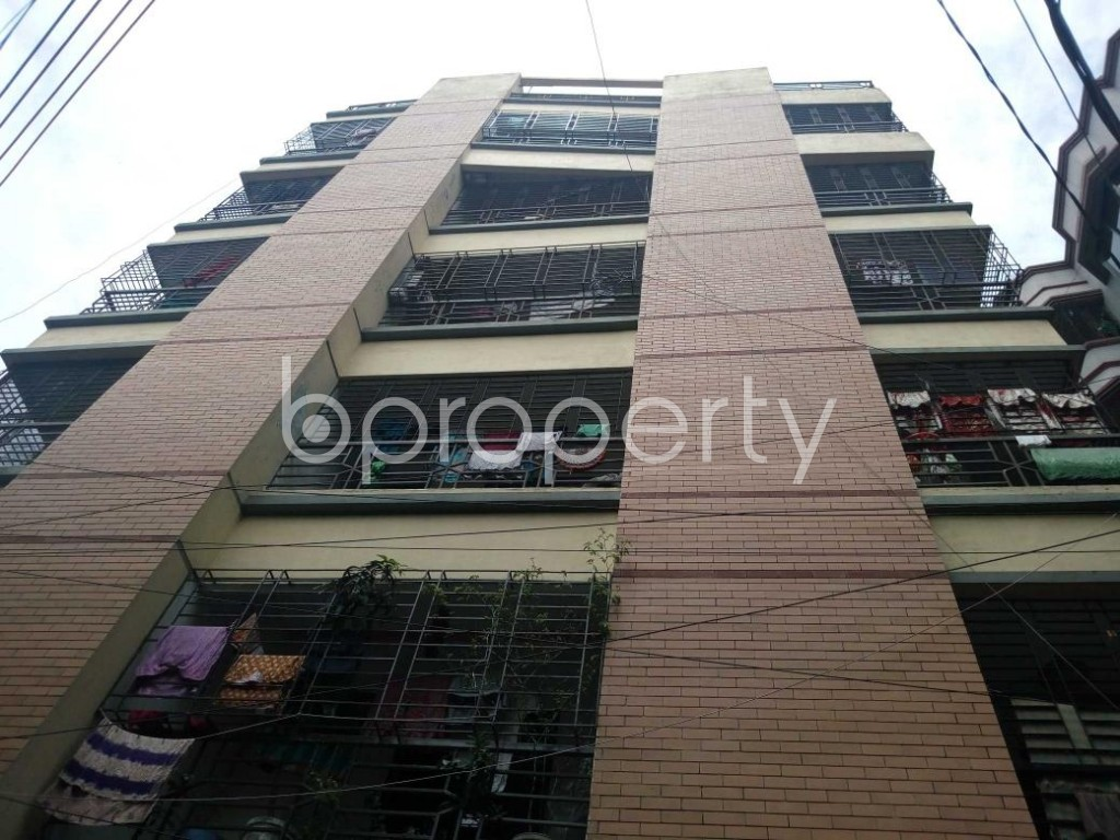 Front view - 2 Bed Apartment to Rent in Nadda, Dhaka - 1919250