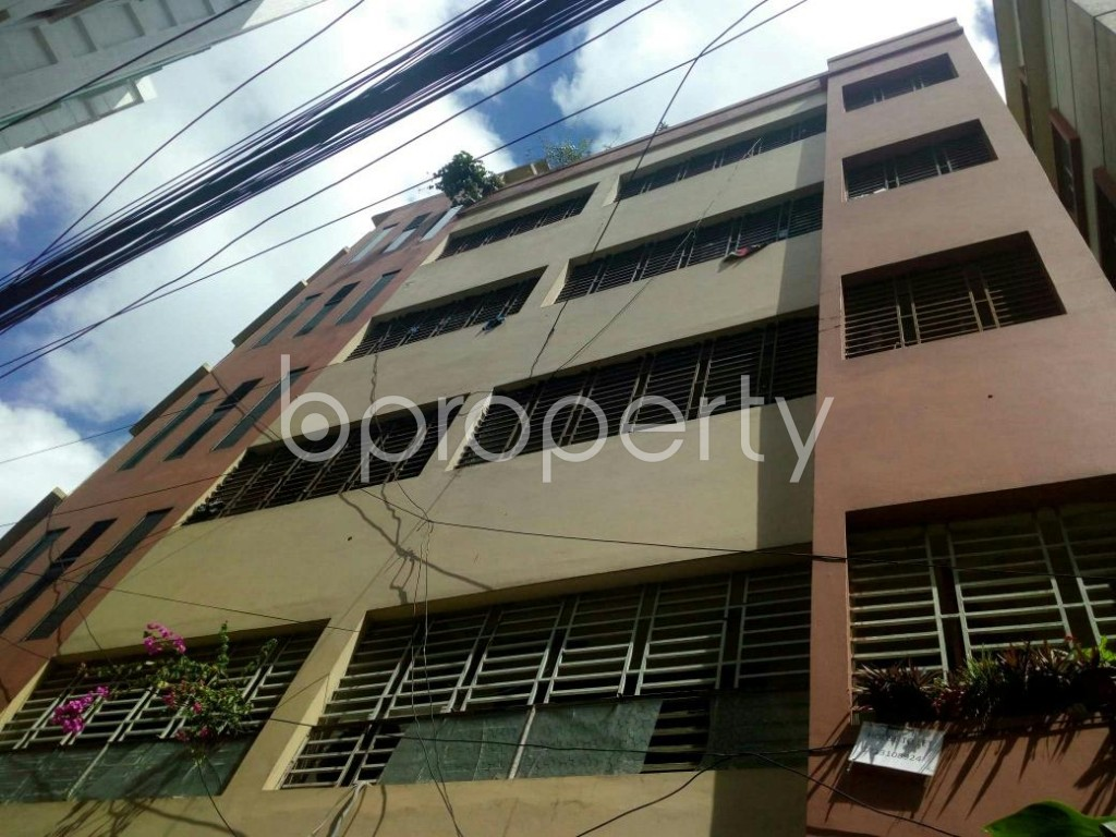 Front view - 2 Bed Apartment to Rent in East Nasirabad, Chattogram - 1919295