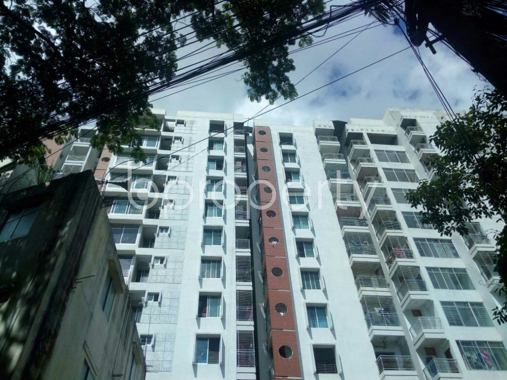 Outside view - 3 Bed Apartment to Rent in East Nasirabad, Chattogram - 1919299