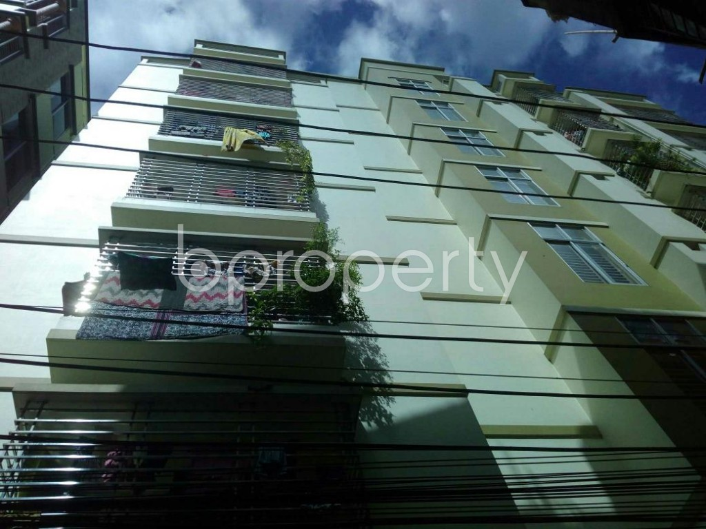 Front view - 3 Bed Apartment to Rent in East Nasirabad, Chattogram - 1919301