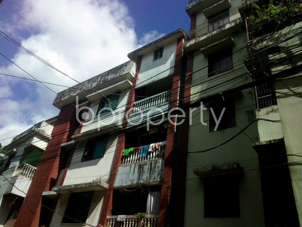 Outside view - 2 Bed Apartment to Rent in East Nasirabad, Chattogram - 1919306