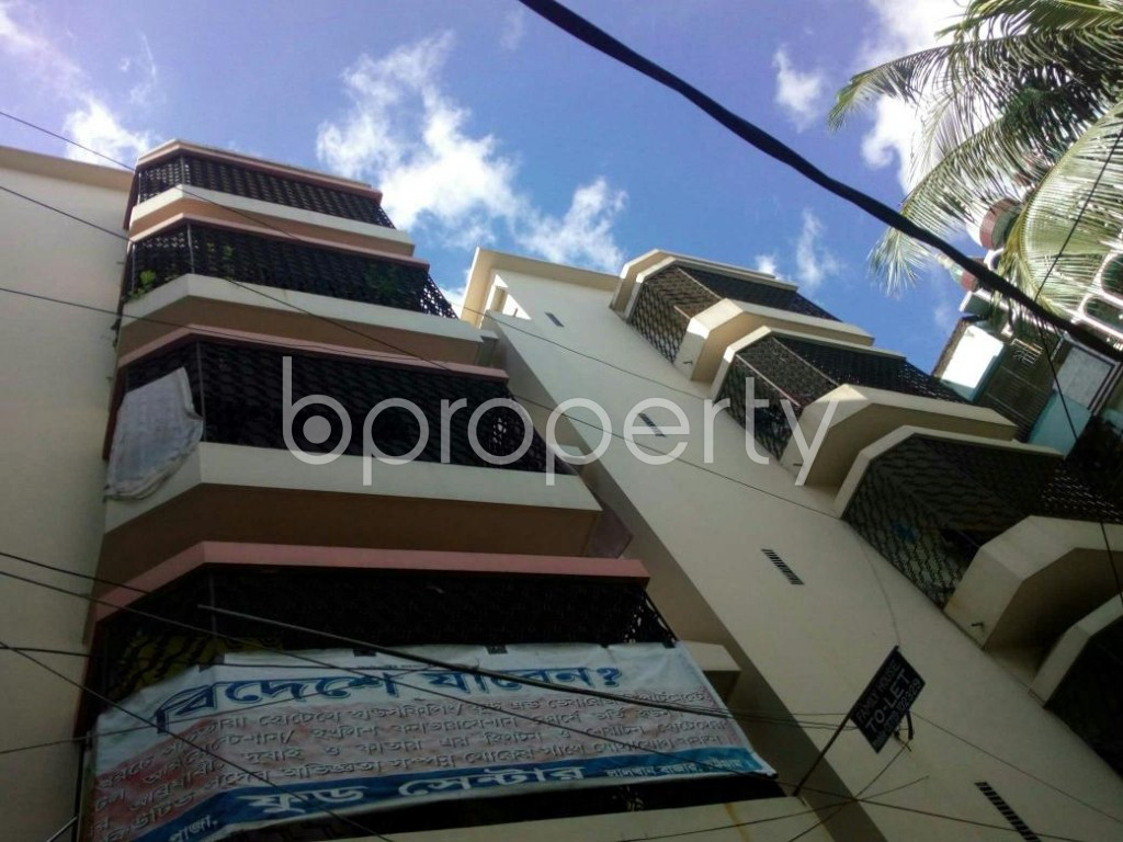Front view - 3 Bed Apartment to Rent in East Nasirabad, Chattogram - 1919309