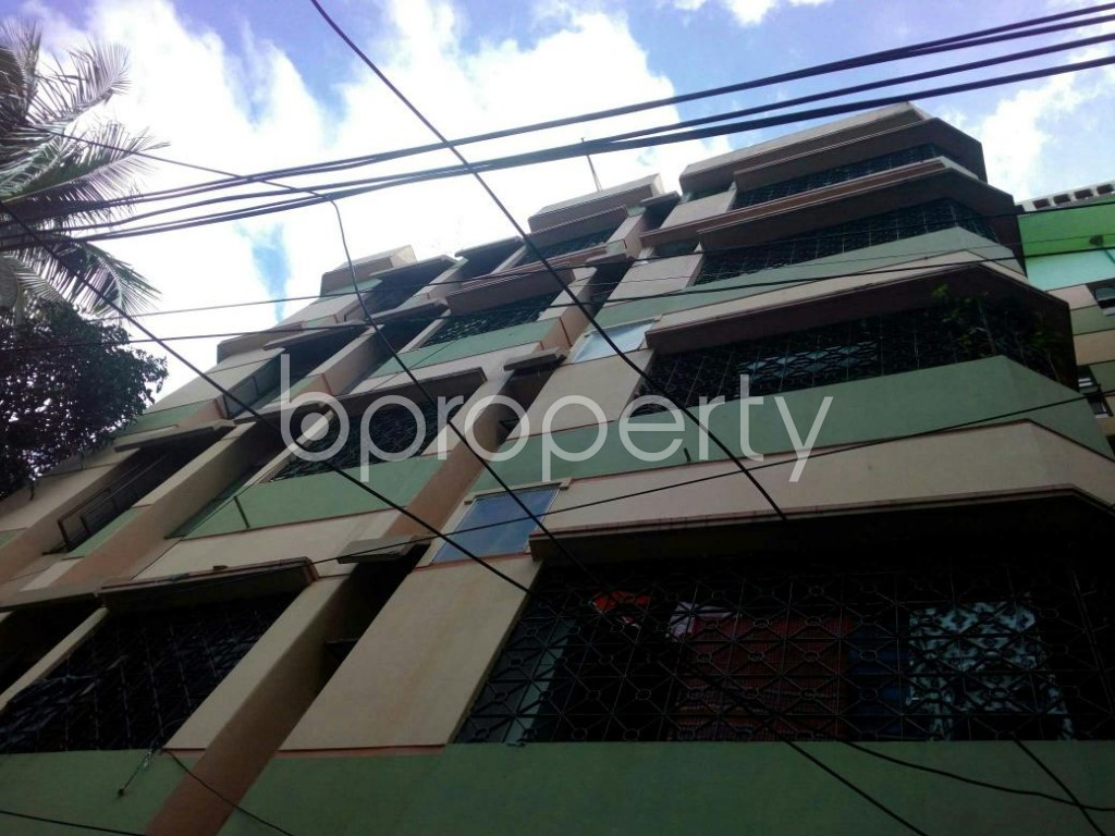 Front view - 3 Bed Apartment to Rent in East Nasirabad, Chattogram - 1919310