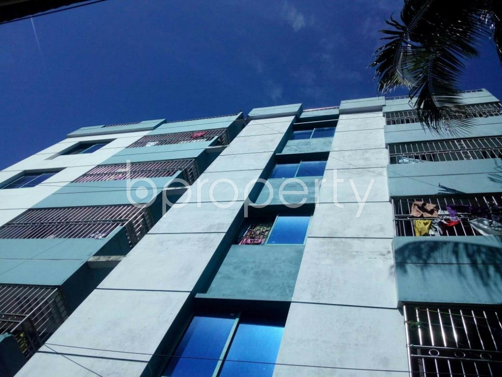 Front view - 3 Bed Apartment to Rent in East Nasirabad, Chattogram - 1919312