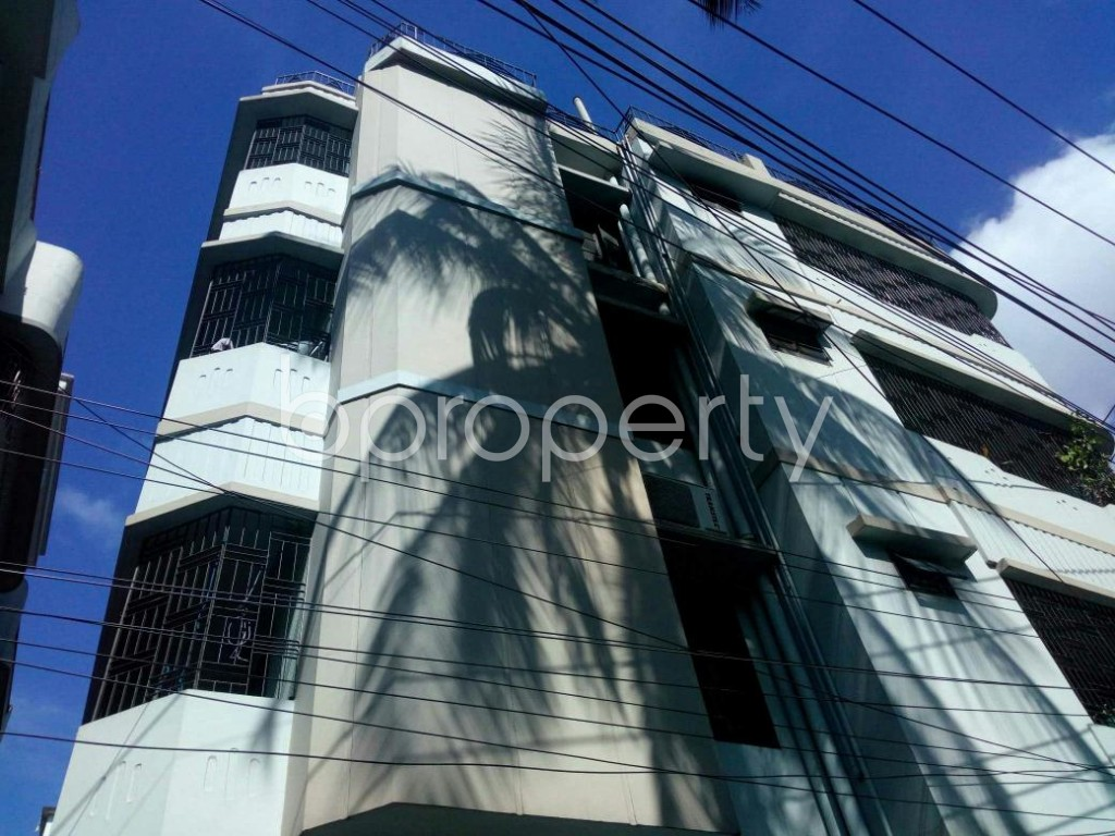 Front view - 3 Bed Apartment to Rent in East Nasirabad, Chattogram - 1919316