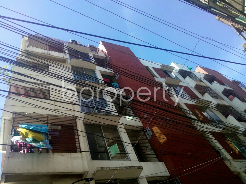Outside view - 3 Bed Apartment to Rent in East Nasirabad, Chattogram - 1919322