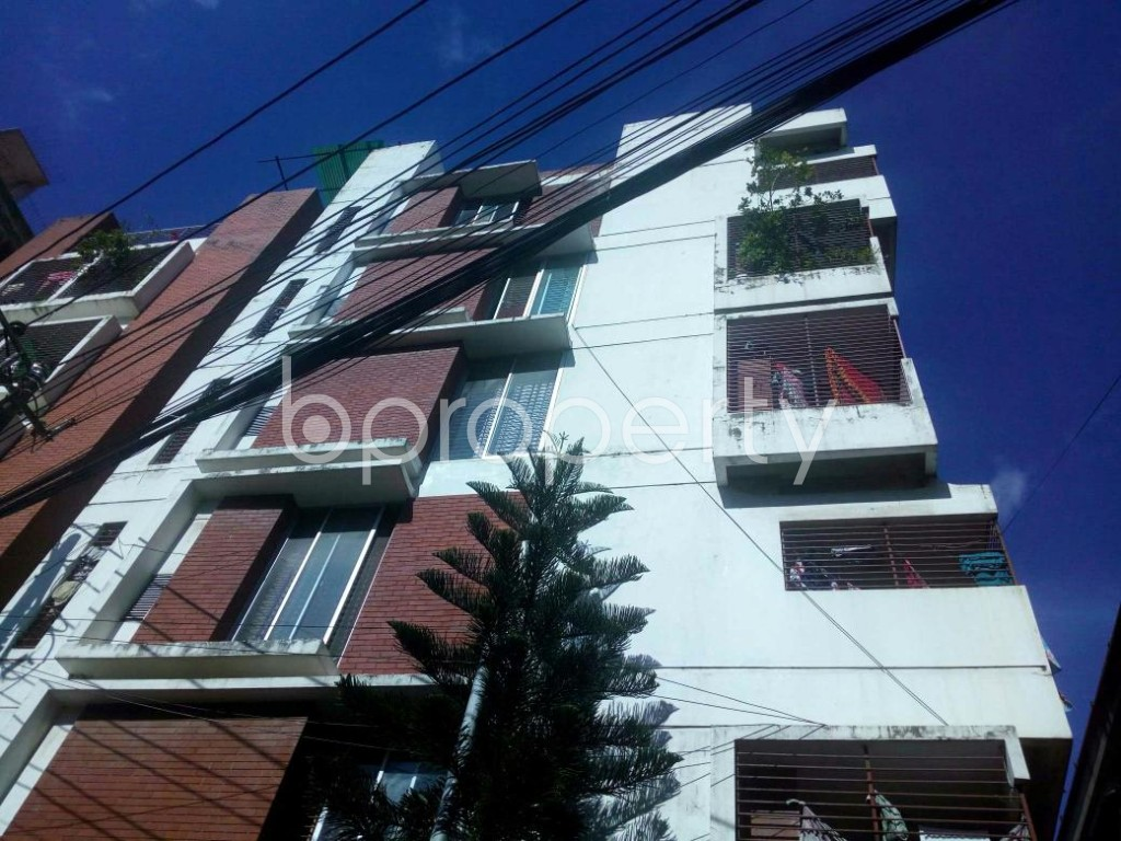 Front view - 3 Bed Apartment to Rent in East Nasirabad, Chattogram - 1919323