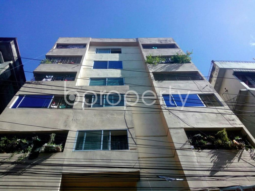 Front view - 2 Bed Apartment to Rent in East Nasirabad, Chattogram - 1919324