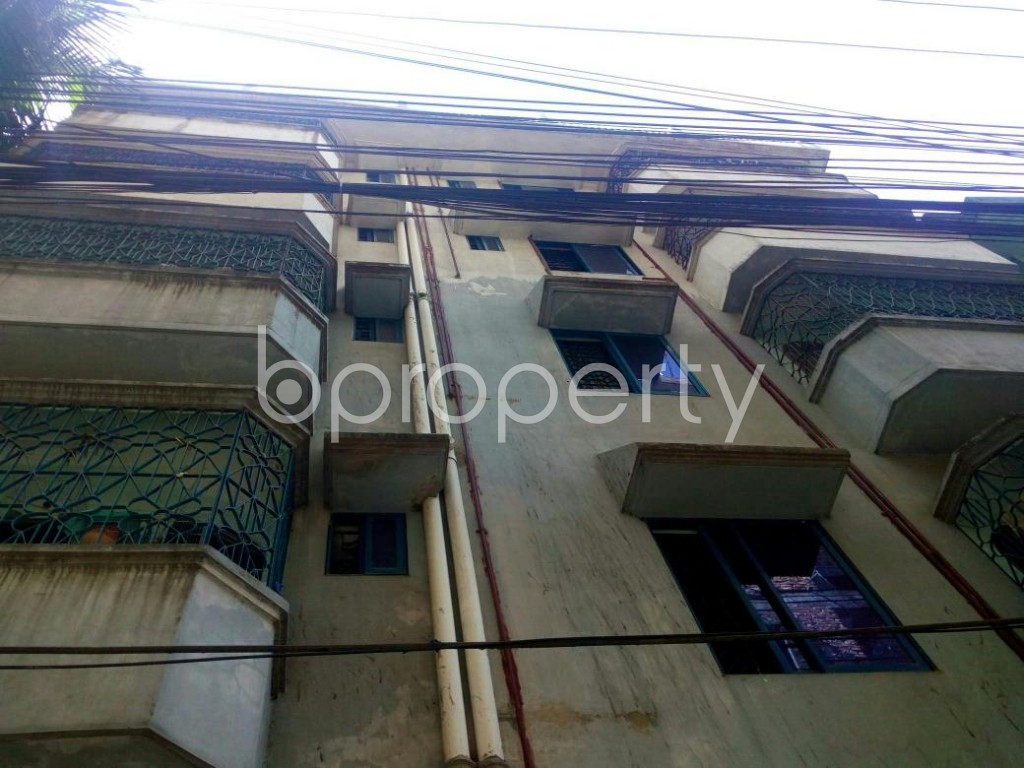 Front view - 1 Bed Apartment to Rent in East Nasirabad, Chattogram - 1919328