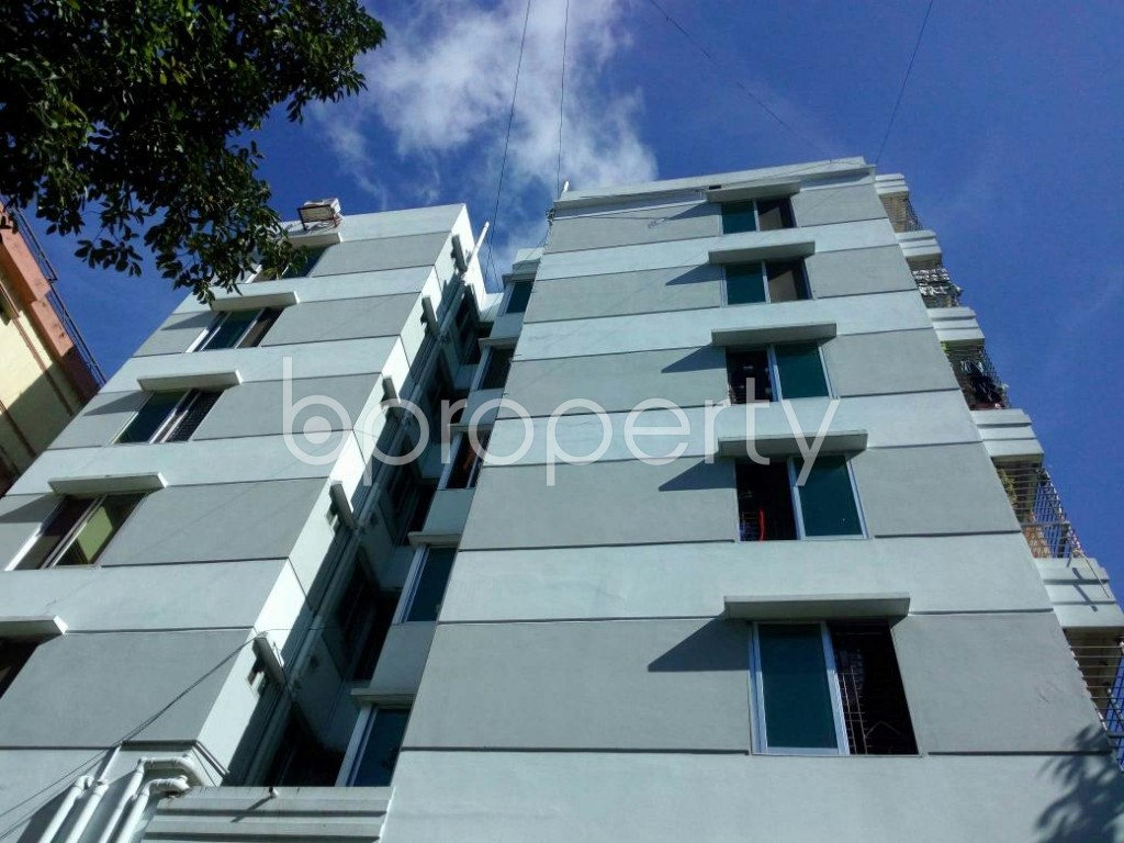 Front view - 3 Bed Apartment to Rent in East Nasirabad, Chattogram - 1919329