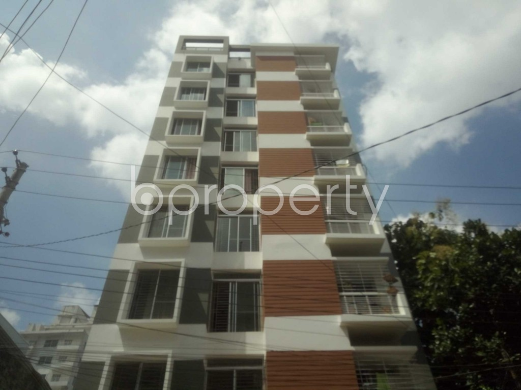 Front view - 3 Bed Apartment for Sale in Mirpur, Dhaka - 1919400