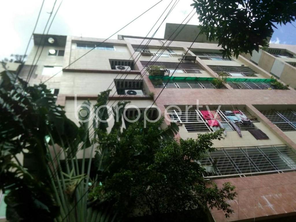 Front view - 4 Bed Apartment for Sale in 15 No. Bagmoniram Ward, Chattogram - 1919427