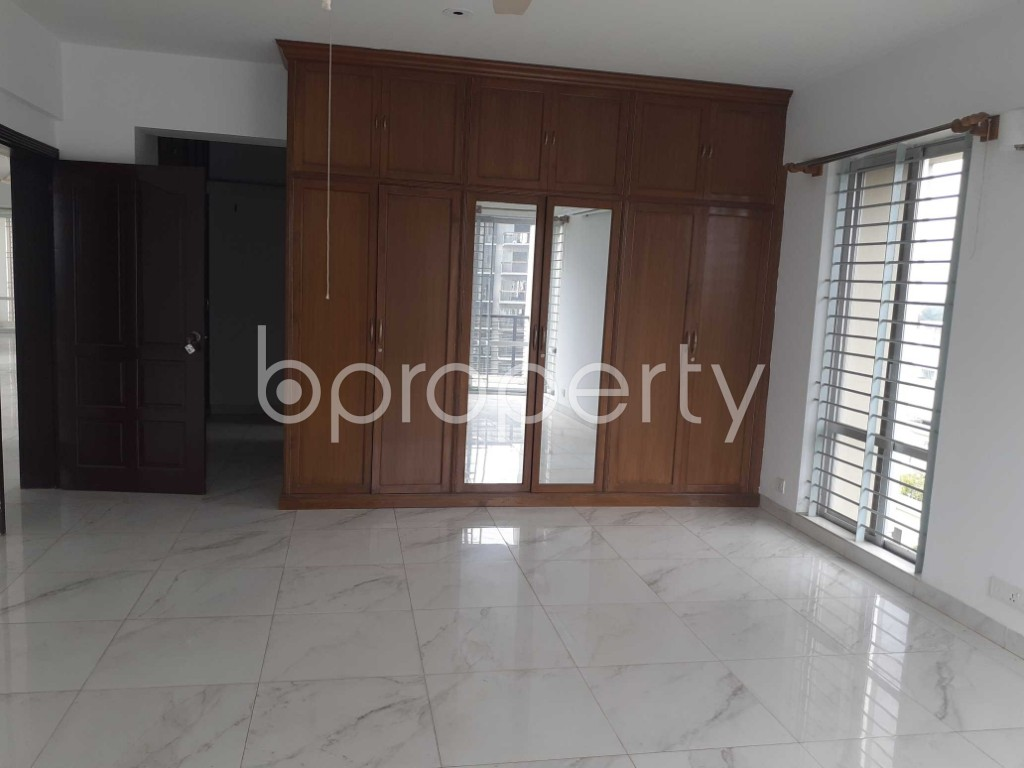 Bedroom - 4 Bed Apartment for Sale in Gulshan, Dhaka - 1919541