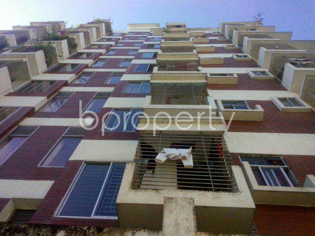 Outside view - 3 Bed Apartment for Sale in 4 No Chandgaon Ward, Chattogram - 1919562