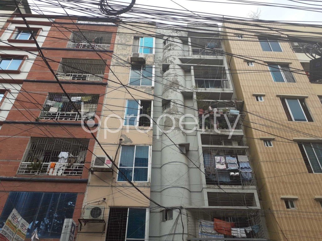 Front view - 2 Bed Apartment to Rent in Mohammadpur, Dhaka - 1919576