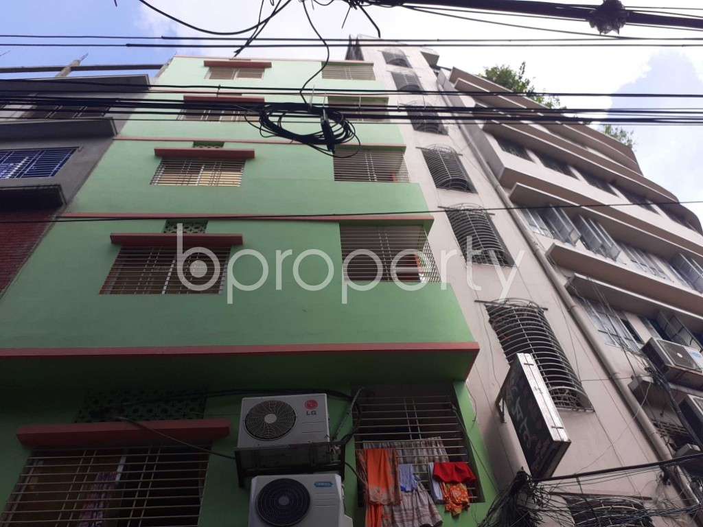Outside view - 2 Bed Apartment for Sale in Bangshal, Dhaka - 1919437