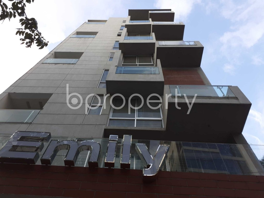 Front view - 3 Bed Apartment for Sale in Gulshan, Dhaka - 1919669