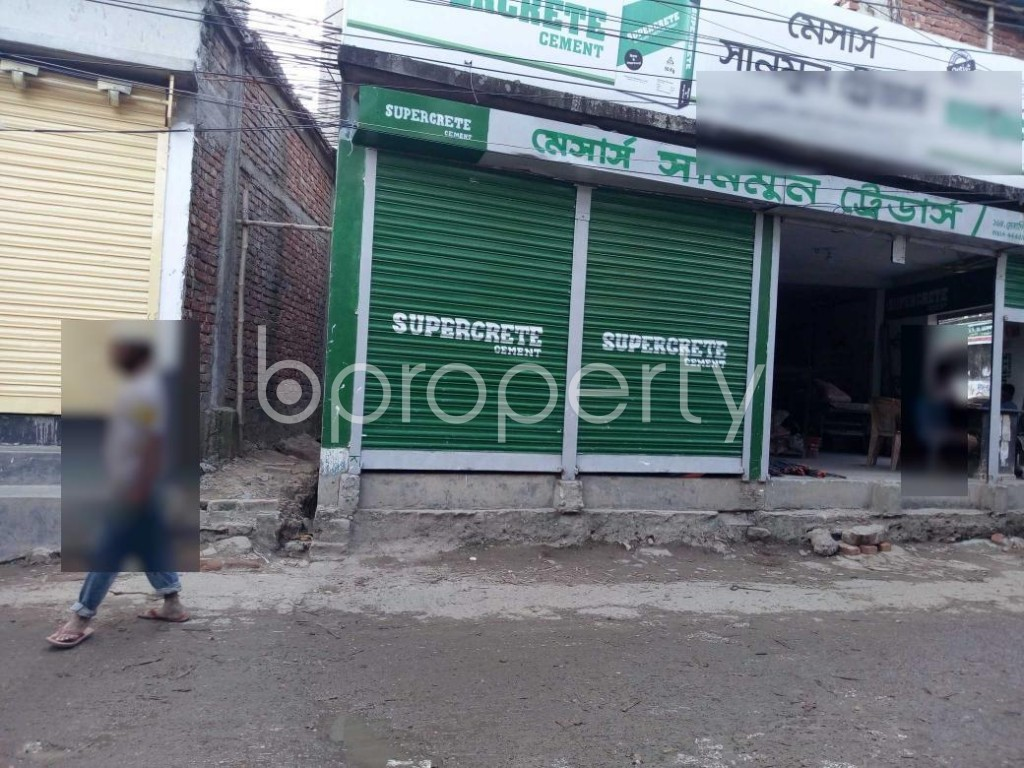 Front view - Shop to Rent in Khilgaon, Dhaka - 1919682