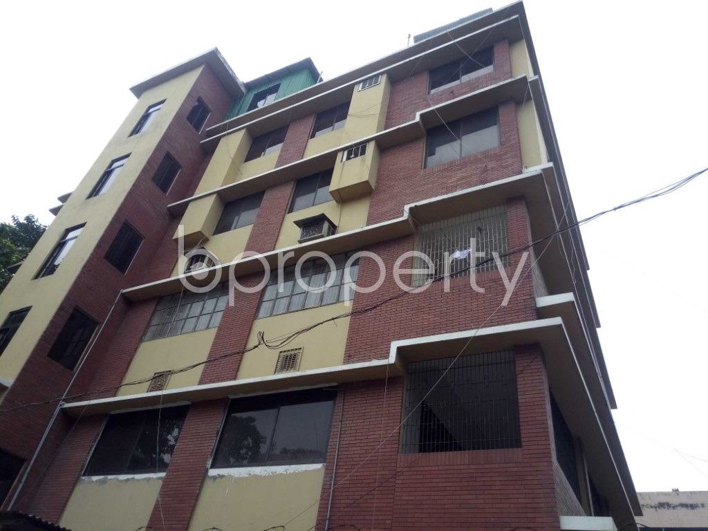 Outside view - 4 Bed Apartment to Rent in Banani, Dhaka - 1919333