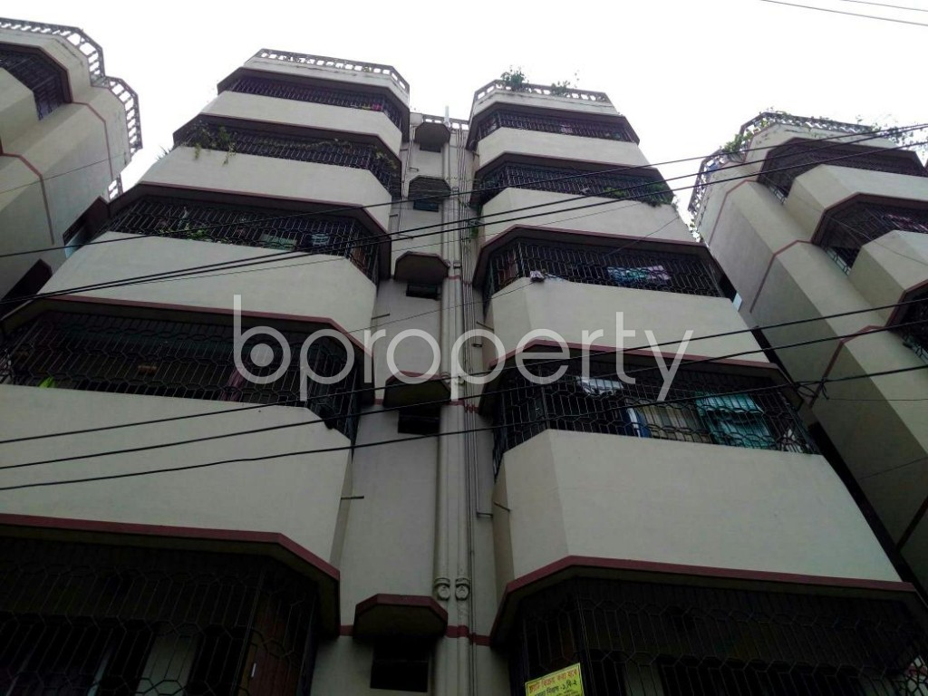 Front view - 3 Bed Apartment for Sale in Double Mooring, Chattogram - 1919786