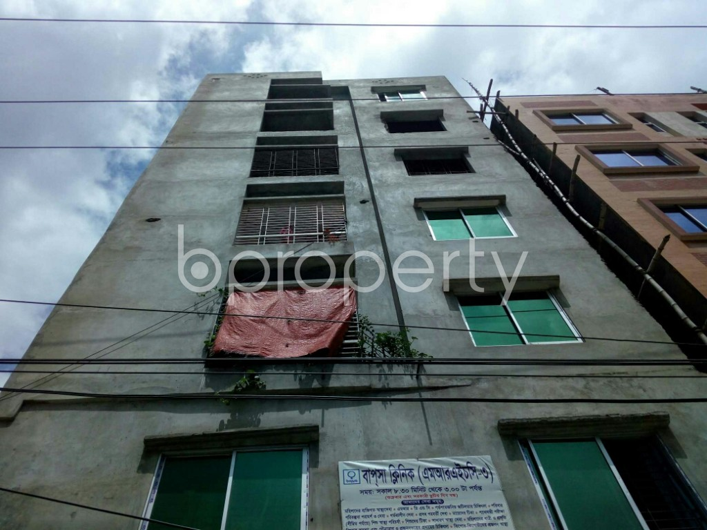 Front view - Shop to Rent in Mirpur, Dhaka - 1919793