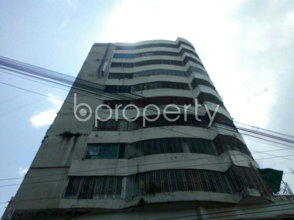 Front view - 2 Bed Apartment to Rent in Jhautola, Cumilla - 1919982