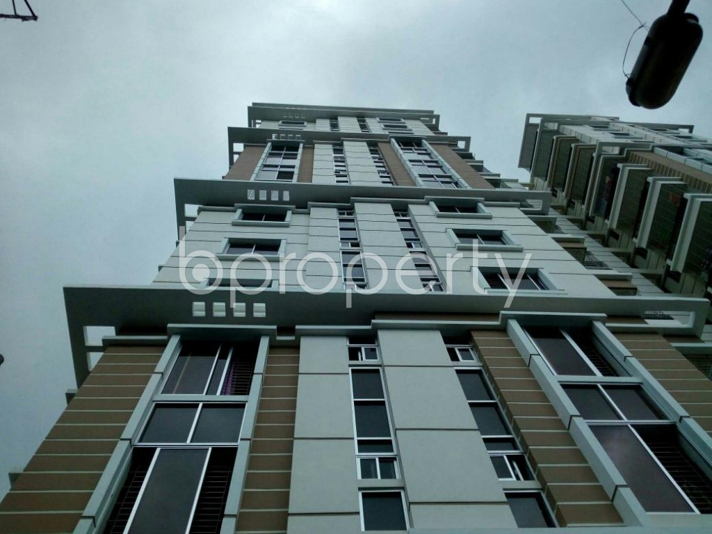 Front view - 3 Bed Apartment to Rent in Police Line, Cumilla - 1919984
