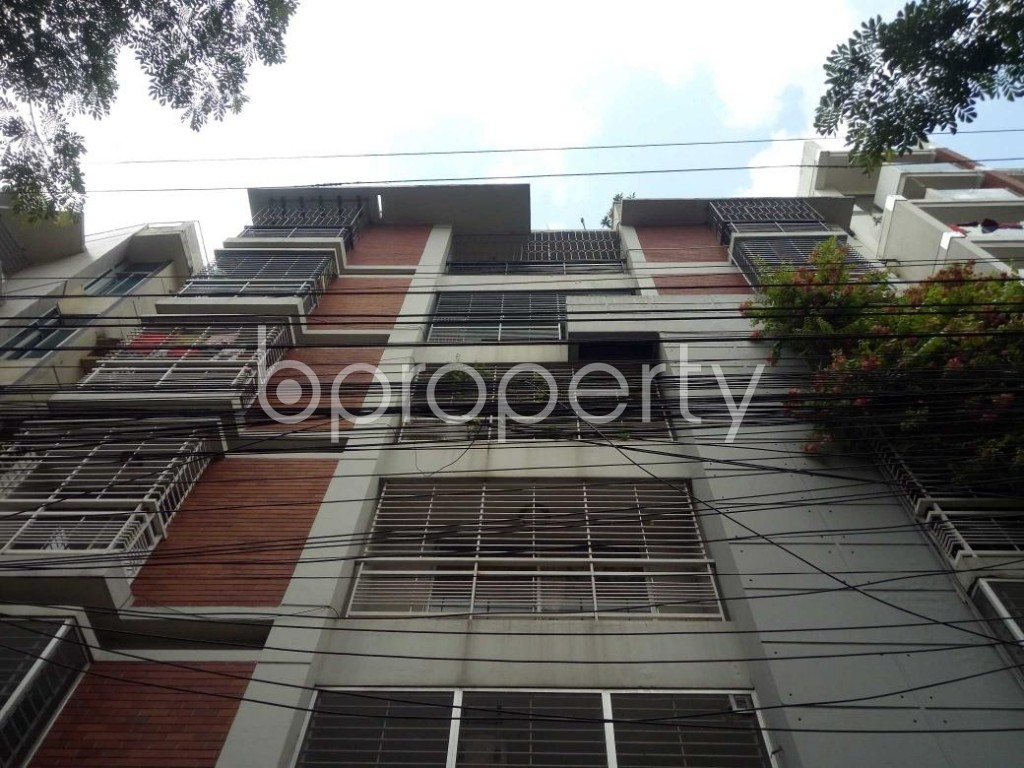 Front view - 2 Bed Apartment for Sale in Bashundhara R-A, Dhaka - 1920015