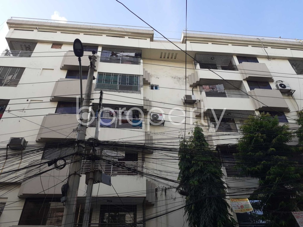 Front view - 3 Bed Apartment to Rent in Dhanmondi, Dhaka - 1920110