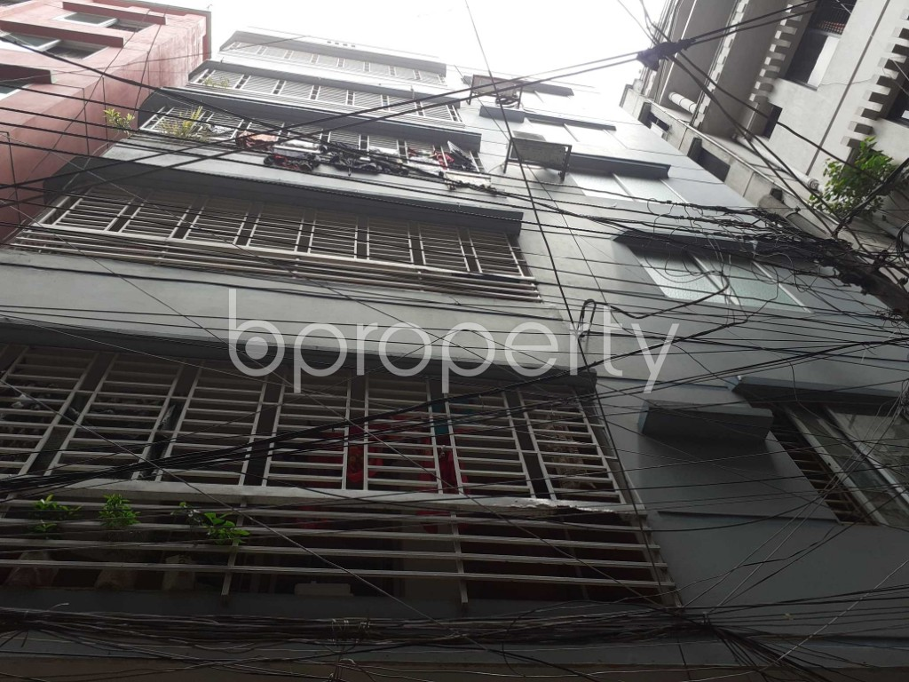 Front view - 2 Bed Apartment to Rent in Dhanmondi, Dhaka - 1920118