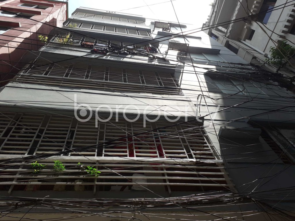 Front view - 2 Bed Apartment to Rent in Dhanmondi, Dhaka - 1920119