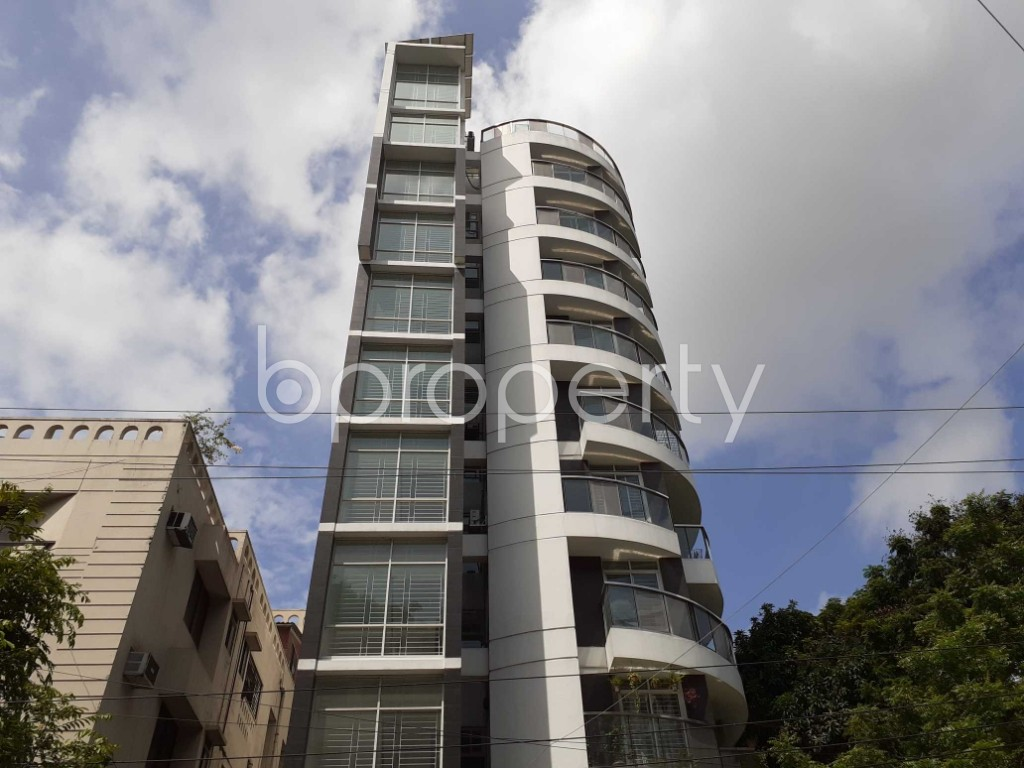Front view - 3 Bed Apartment for Sale in Dhanmondi, Dhaka - 1920127